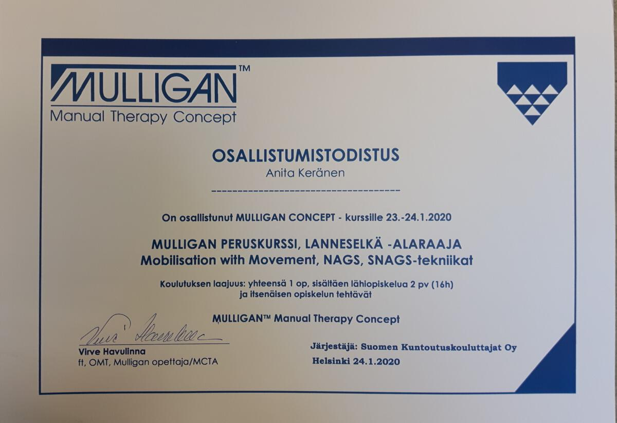 Mulligan 2