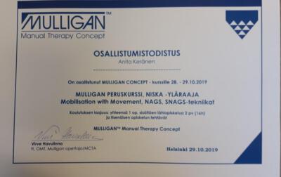 Mulligan 1